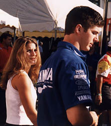 Kevin Windham and Girlfriend